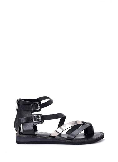 Derimod Sandalet Siyah